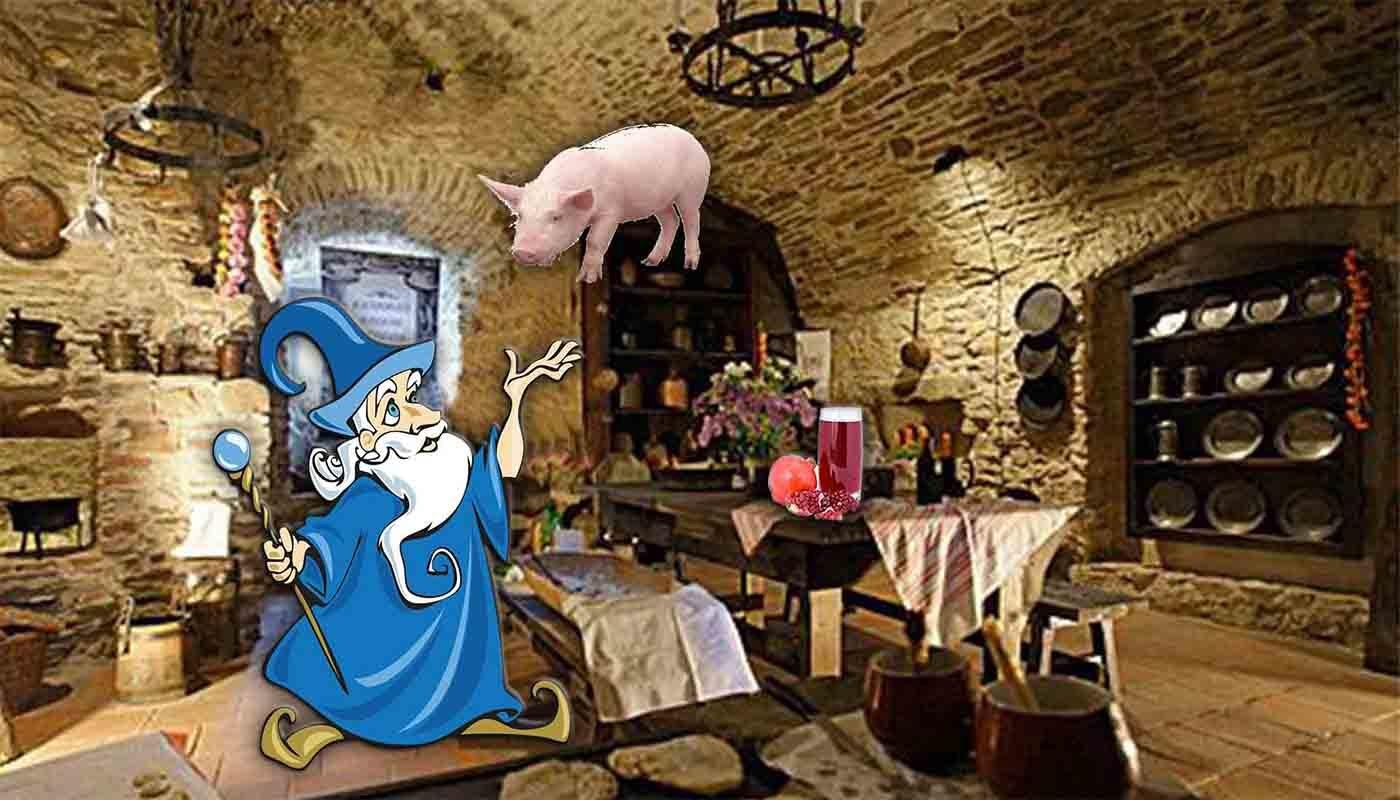 Вкусный домашний рецепт: свинина в гранатовом соке на сковороде: пошаговый рецепт с фото