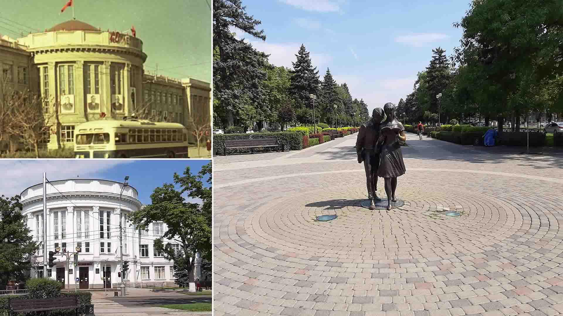 Памятник актерам