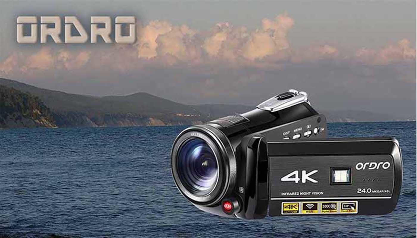 Видеокамера Ordro ac5 4К (Ордро): отзывы, где купить, технические характеристики