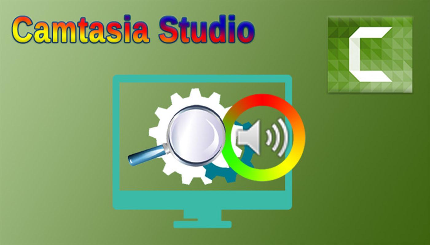 Масштабирование видео, анимация картинки, работа со звуком в программе Камтазия студио 9
