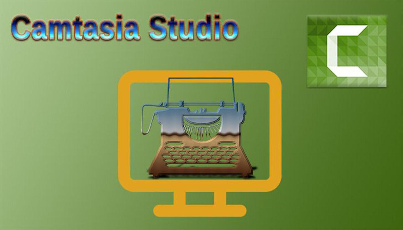 Работа с текстом видео и библиотека файлов программы Camtasia studio 9